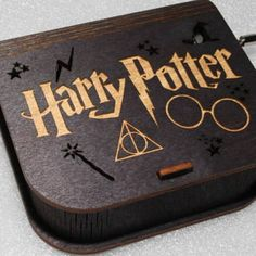 Our Harry Potter Music Box makes a memorable gift. Shop at the Apollo Box for handcrafted music boxes and unique gifts from around the globe. Harry Potter Music Box, Potter Box, Harry Potter Ring, Harry Potter School, Harry Potter Items, Harry Potter Presents, Harry Potter Christmas Gifts, Unique Funny Gifts, Apollo Box
