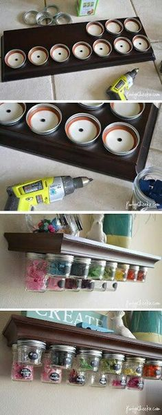 Could be an awesome way to store tiny LEGO pieces!