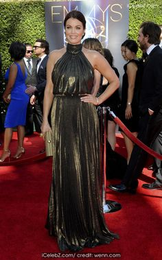 Bellamy Young The Creative Arts Emmy 2014 arrivals http://icelebz.com/events/the_creative_arts_emmy_2014_arrivals/photo10.html