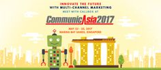 CommunicAsia, Asia's largest event in communications and information technology will rock Singapore again this year. Event Marketing, Information Technology, Singapore, Bar Chart, Innovation, Asia, Channel, Rock, Bar Graphs