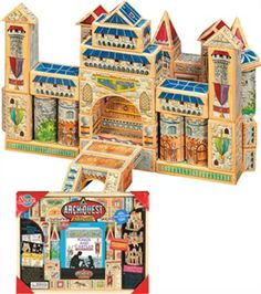 Archiquest Kings and Castles
