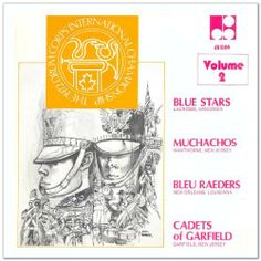 1972 DCI Drum Corps CD Blue Stars, Muchachos, Bleu Raeders, Cadets of Garfield by Fleetwood Sounds. $15.95. 1972 - Drum Corp International Championships - Vol. 2  New Factory Sealed Audio CD   Packaging: Jewel Case with Booklet and Tray Card Original Issue Year: 1972- Stereo  Includes live performances by :    Blue Stars, Lacrosse, WI Muchachos, Hawthorne, NJ Bleu Raeders, New Orleans, LA Cadets of Garfield, Garfield, NJ      This Fleetwood Drum and Bugle Corps CD has been digita...