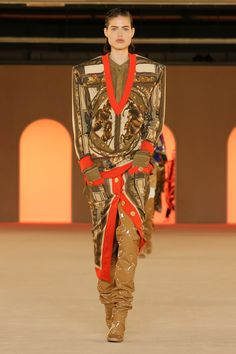 Balmain Official website and online boutique. Shop women and men's clothing, accessories, footwear, eyewear. Balmain, Model Photos, Online Boutiques, Fashion Boots, Ready To Wear, Wrap Dress, Fashion Show, Fall Winter, Runway
