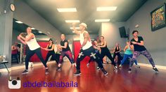 Bailame yandel ft alex sensation zumba