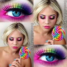 .@BEETA BEAUTY | Candy Land Photoshoot @kathrynknowles9 thank you @Donato Di Natale @Erinn Mann #beet...