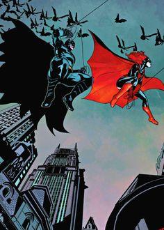 Batman and Batwoman in Batwoman Annual #1