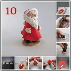kinder santa claus natal christimas chocolate papai noel