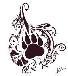 Image result for celtic bear designs