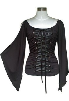 gothic clothes - Bing Images ( Get your goth on with gothic punk clothing - a favorite repin of www.vipfashionaustralia.com )