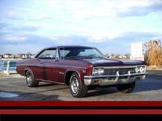 1966 Chevrolet Impala - Would make me a great gift!!!!!!