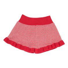 The very best Children Fashion brands are available on Smallable, the Family Concept Store. Discover our large and beautiful selection of Girl Shorts . Kids Girls, Little Girls, Striped Shorts, Short Girls, Cheer Skirts, Ruffles, Fashion Brands, Kids Fashion, Children
