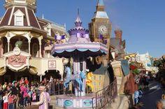 Trip to Paris 2012: Disneyland Paris, 20th aniversary