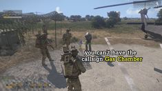 Sovietwomble strike again with Arma 3.