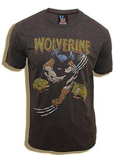 Super Distressed Wolverine Black Wash Adult T-shirt Tee (Adult Medium) Junk Food http://www.amazon.com/dp/B0058VBVYU/ref=cm_sw_r_pi_dp_ctrdub1A47HDY