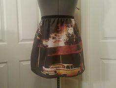 Bates Motel skirt - Psycho - made to order on Etsy, $45.00