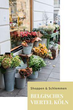 Belgisches Viertel Köln - shoppen und schlemmen in Kölns hippen Veedel #köln #cologne #belgischesviertel #cityguide