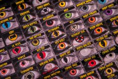 #Gothika #coloredcontacts are available in so many different types it'll make your eyes spin!  #OrbitSkate has just the right pair for you and your #costume this #Halloween  #happyhalloween #heshtags #skatelife #bestcostume #partytime #devileyes #baylife #crazyeyes #zombieeyes #creatureeyes #manson #walkingdead #undead #vampire #demoneyes #eye #snakeeyes #hellraiser #grimreaper #residentevil #terminator #creepers