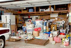 Peter Walsh's 6 Pointers for Cleaning Out Your Garage