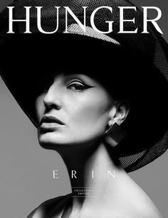 Erin O'Connor By Rankin For The Hunger Magazine Spring-Summer 2015 (1)