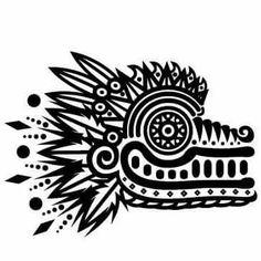 Quetzalcoatl logo adriarte