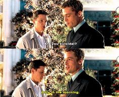 Ocean's Eleven . It's kinda scary how much I LOVE this part.....;)