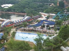 Sunway Lagoon - never-ending entertainment destination at Malaysia