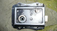 Reclaimed-Vintage-Rim-Latch-srtripped-with-some-original-blackening-remaining