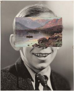 Find the latest shows, biography, and artworks for sale by John Stezaker. Conceptual and appropriation artist John Stezaker is known for his Surrealist-influ… Artistic Photography, Portrait Photography, John Stezaker, Mask Film, Collage Portrait, Collage Artists, Punk Princess, Guy, Thing 1