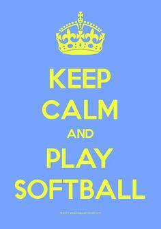 Softball!!! ⚾