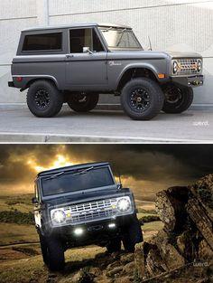 ICON Bronco - dream car!!
