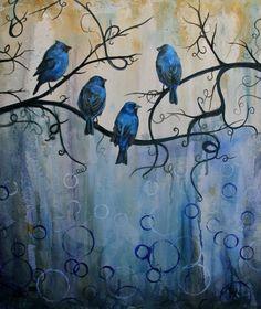 bluebirds <3