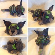 Fel Kätzchen #Crochet