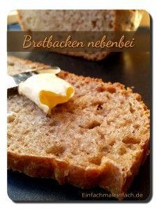 Selbst frisches Brot backen ohne sich die Finger schmutzig zu machen? Ohne Küchenmaschine, Schüssel, Rührgerät oder Waage putzen zu müssen? Ohne schweres, Platz raubendes, teures Equipment wie eine…