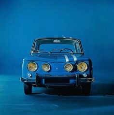 1964 Renault R8 Gordini as driven by Lauren in Conflict and Lauren The Butterfly Effect.