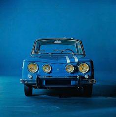 Renault 8 Gordini 1300, 1964.