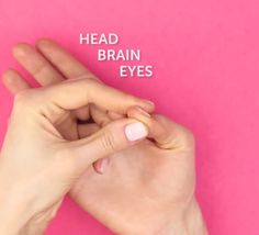 7 Pressure Points That Will Make You Feel Your Best