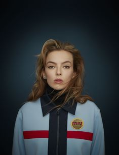 Jodie Comer has become a household name with her role as assassin Villanelle in BBC drama, Killing Eve. We interview the Liverpudlian actress for the cover. English Actresses, British Actresses, Pretty People, Beautiful People, Beautiful Women, Five Jeans, Phoebe Waller Bridge, Sandra Oh, Jodie Comer