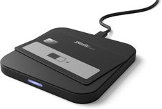Plastc wireless charger