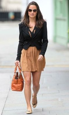 Pippa Middleton's Casual Chic Style [PHOTOS]