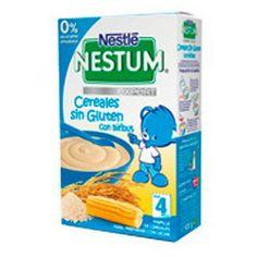 NESTLE Nestum Expert Papilla de Cereales sin Gluten 500g.