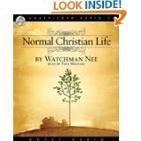 The Normal Christian Life by Watchmen Nee could change your life. The Grace of the finished works of the cross is not new its just been.. ???
