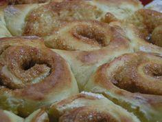 hEerlijk eten: Noorse kaneelbroodjes
