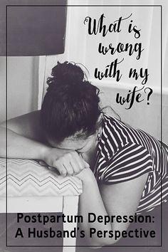 postpartum depression husband perspective title