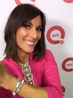 Stella & Dot on spotted on QVC personality Amy Stran