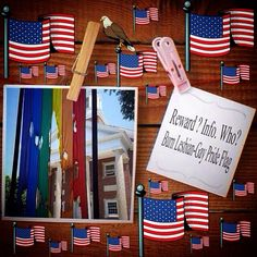 . ( ˘̀︹˘́ )  Burn & Destroy AMERICAN FLAG Is Free Speech Burn Lesbian-Gay Rainbow-Pride Flag HATE-CRIME Stop Wasting Time & Resources FBI Part Join Investigation Albany Police Dept. To  Find Who? Or Those Responsible So-Call Hate-Crime FBI You Should Investigate Albany Police Dept. https://lifeincorruptalbany.wordpress.com/tag/albany-police-corruption/ All The Way Top To Bottom Lot Corruption & Cover-Up & Those Control & Especially Use , This Institution's Like Albany Citizens Police Review…