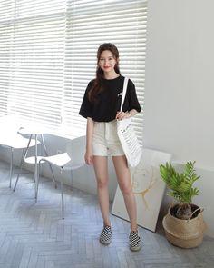 K Daily #Dahong 2018 #Eunji style
