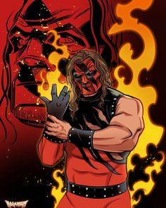 Batista Wwe, Wwe Edge, Kane Wwe, The Wyatt Family, Doremon Cartoon, Wrestling Posters, Bee Drawing, Kratos God Of War, Undertaker Wwe