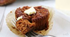Carrot Cake Muffins - Journey Through SIBO
