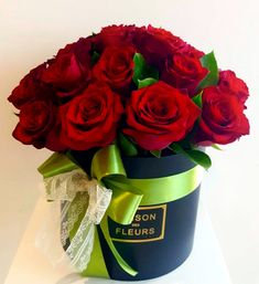 Bouquet Box, Red Rose Bouquet, Red Roses, Bouquets, Bunch Of Red Roses, Bouquet, Bouquet Of Flowers