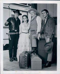 james drury | 1970 James Drury Stars TVs The Virginian Wire Photo